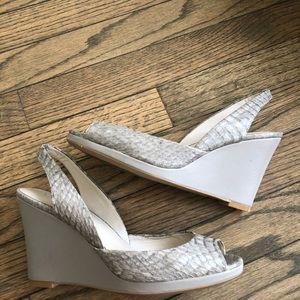Sandals, platform